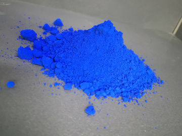 China Odorless Inorganic Paint , Ultramarine Blue Powder QQ-1 Especially For Painting supplier